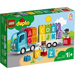 LEGO DUPLO Camionul cu Litere 10915