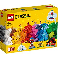 LEGO Classic Caramizi si Case 11008