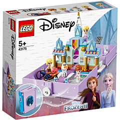LEGO Disney Anna si Elsa 43175
