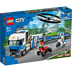 LEGO City Transport elicopter 60244