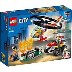 LEGO City Elicopter pompieri 60248