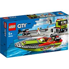 LEGO City Transportor de barca 60254