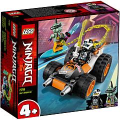 LEGO Ninjago Masina lui Cole 71706
