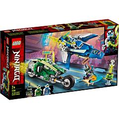 LEGO Ninjago Jay si Lloyd 71709