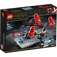 LEGO Star Wars: Pachet de lupte Sith Troopers 75266