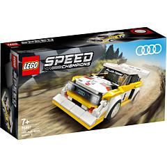 LEGO Speed Champions: Audi Sport quattro S1 76897