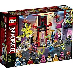 LEGO Ninjago Piata jucatorului 71708
