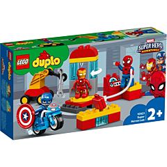 LEGO DUPLO Laboratorul Super Heroes 10921