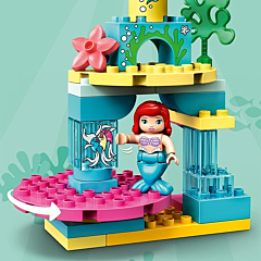 LEGO Duplo: Castelul lui Ariel 10922
