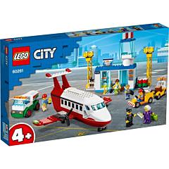 LEGO City Aeroport central 60261