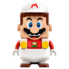 LEGO Super Mario Costum de puteri: Mario de foc 71370