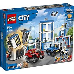LEGO City Sectie de politie 60246