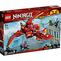 LEGO Ninjago Luptatorul Kai 71704
