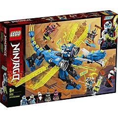 LEGO Ninjago Dragonul cibernetic al lui Jay 71711