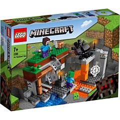 """LEGO Minecraft Mina """"abandonata"""" 21166"""