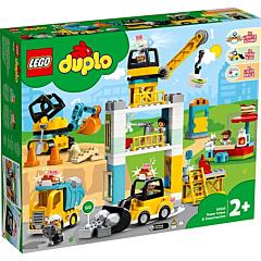 LEGO Duplo Macara si constructie 10933