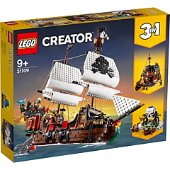 LEGO Creator Corabie de pirati 31109