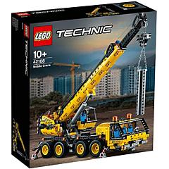 LEGO Technic Macara mobila 42108