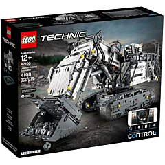 LEGO Technic Excavator Liebherr R9800 42100