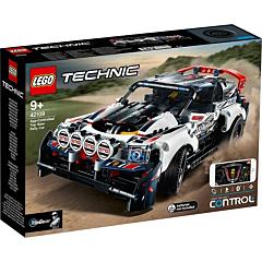 LEGO Technic Masina de raliuri Top Gear 42109