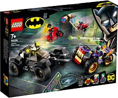 LEGO Super Heroes DC Urmarirea lui Joker 76159