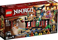 LEGO Ninjago Turnirul Elementelor 71735