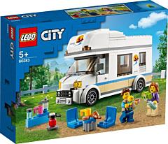 LEGO City Rulota de vacanta 60283