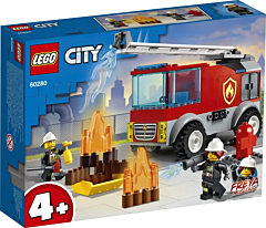 LEGO City Camion de pompieri 60280