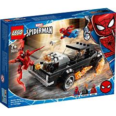 LEGO Marvel Spider-Man: Spider-Man si Calaretul fantoma contra Carnage 76173