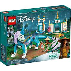 LEGO Disney Raya si Dragonul 43184
