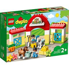 LEGO Duplo Grajdul poneilor 10951