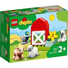 LEGO Duplo Animalele de la ferma 10949