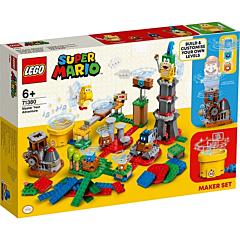 LEGO Super Mario Cunoaste-ti setul creator de aventuri 71380