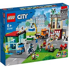 LEGO City Centrul orasului 60292