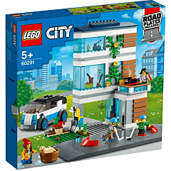LEGO City Casa familiei 60291