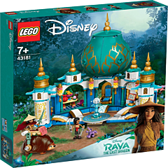 LEGO Disney Princess Raya si Palatul Inima 43181