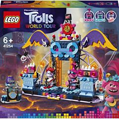 LEGO Trolls World Tour Concertul din orasul Volcano Rock 41254