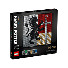 LEGO Art: Harry Potter Hogwarts Crests 31201