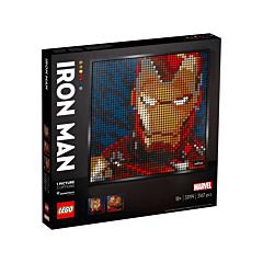 LEGO Art Studio Marvel Iron Man 31199