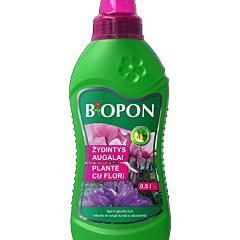 Ingrasamant pentru plante si flori 0.5l, Biopon
