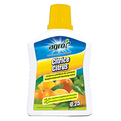 Ingrasamant lichid pentru citrice 0.25 L