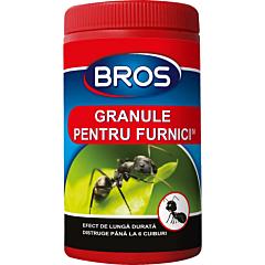 Granule pentru combaterea cuiburilor de furnici 60 g, Bros