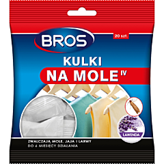 Pastile parfumate anti-molii, Bros