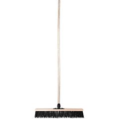 Matura cu coada si cupla Evotools, lemn/plastic, 30x10x135 cm, Maro