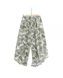 Pantaloni plajă damă 34/44