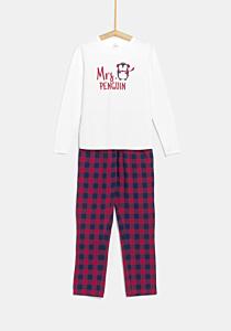 Pijama mânecă lungă damă S/XXL