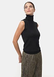 Pulover fără mâneci damă S/XL