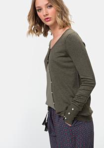 Jachetă damă tricotată XS/XXL