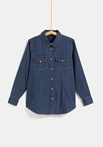 Cămașă jeans damă 46/52