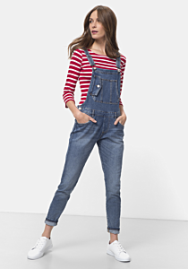 Salopetă jeans damă 36/46